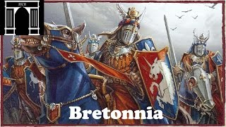 Possible Total War:Warhammer Factions Bretonnia Lore