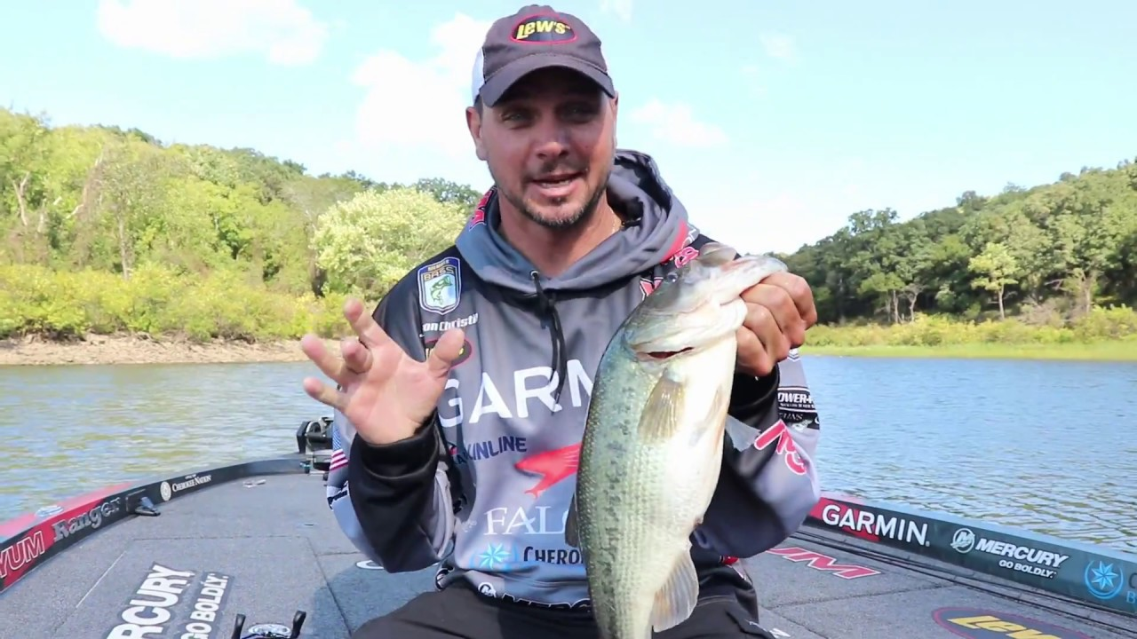 Lew's National Pro Jason Christie Talks about fishing Poppers