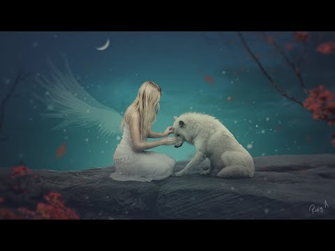 Fantasy Wolf - Photoshop Manipulation Tutorial
