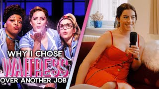 Backstage With... Waitress UK's Lucie Jones