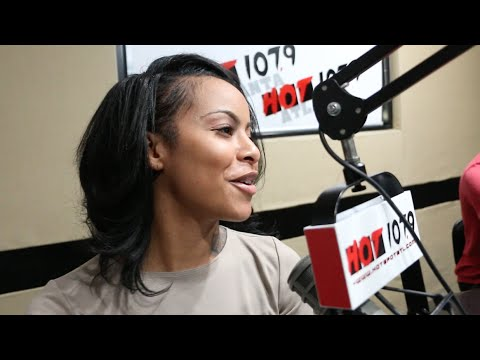 Alexis Sky Says R. Kelly Sucked Her Big Toe & Talks Her Clothing Line Sky's The Limit