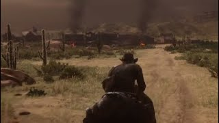 Red Dead Redemption 2: Funny Moments [Armadillos Sheriff]