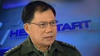 Fighting communist insurgency in Bicol region