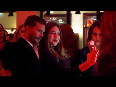 Fifty Shades Freed Paris World Premiere - B Roll Red Carpet (official Video)