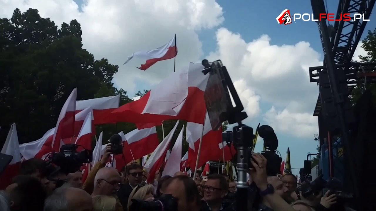 11 Maja 2019 Warszawa. Marsz #STOP447 #1 początek