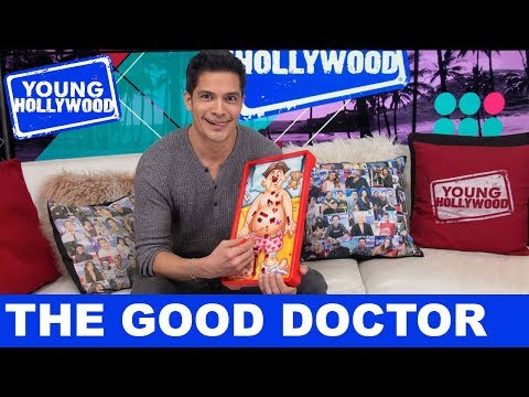 The Good Doctor: Playing Operation with Star Nicholas Gonzalez!