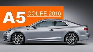 Audi A5 купе 2016 - preview #МихельсонТВ