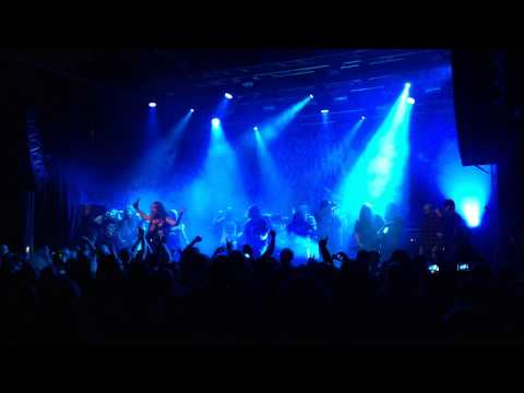 Vomitory - Blood Rapture (last song, final show)