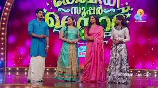 Comedy Super Nite   2 With Seetha Serial Team │Flowers│CSN 179