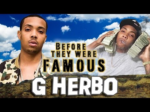 G HERBO – Before They Were Famous – Humble Beast