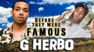 G HERBO - Before They Were Famous - Humble Beast