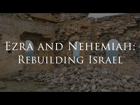 Rebuilding the Walls of Catholic Church: Ezra and Nehemiah as our Models