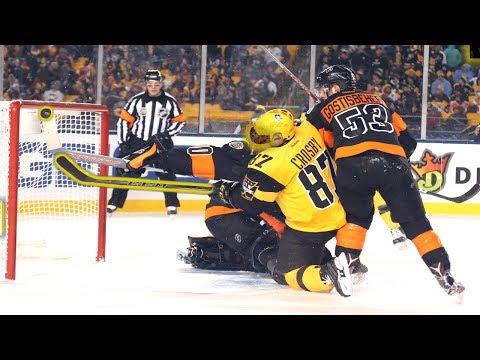 Sidney Crosby Master of Deflection