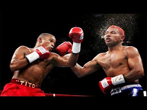 Felix Trinidad vs Ricardo Mayorga - Highlights (Amazing Fight & KNOCKOUT)