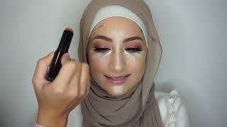 Pink Makeup By Jenny Do ft Salma