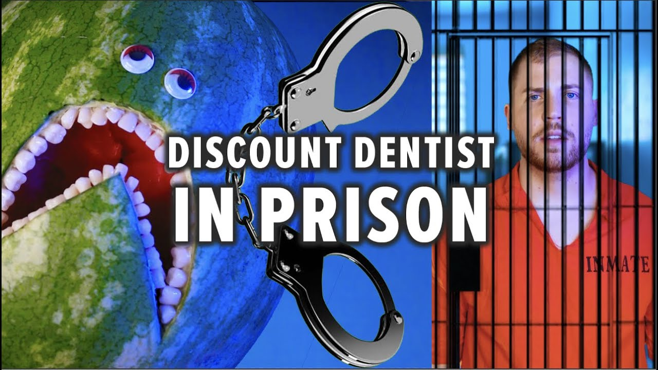 Download Fruit Surgery - FULL Prison Sequence! All Court & Prison Discount Dentist Episodes #Shorts