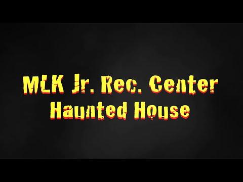 MLK Jr. Haunted House 2014