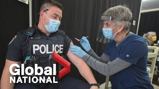 Global National: March 10, 2021 | Looking at how Canadians will get vaccinated across the country