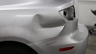 Big Dent | Paintless Collision Repair | San Diego