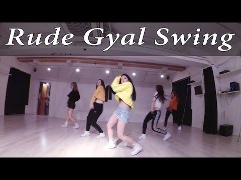 Rude Gyal Swing _Choreo_NegativeMotion
