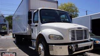 2006 Freightliner Box Truck Commercial Trucks For Sale