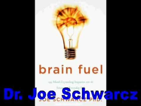 Dr. Joe Schwarcz-Brain Fuel-Bookbits author interview