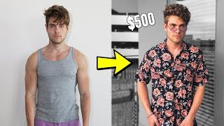 My sister gave me a $500 makeover!!