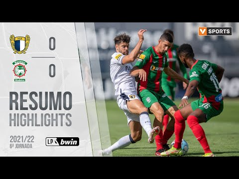 Famalicao Maritimo Goals And Highlights