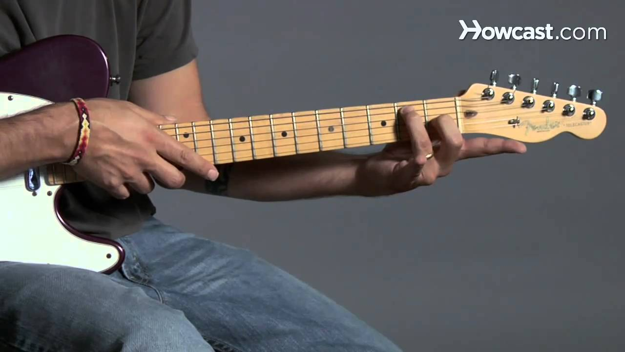 How To Play A G7 Barre Chord Guitar Lessons Youtube