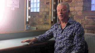 Derek Acorah interview with Staffordshire Newspapers (Part 1 of 4)