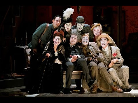 English Touring Opera: Puccini and Mozart - Page to Stage