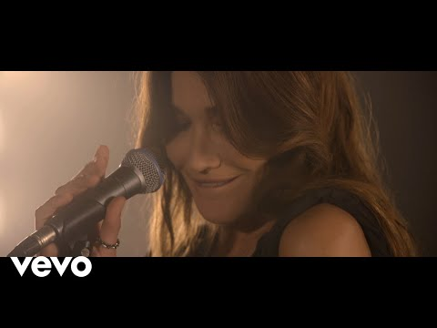 Carla Bruni - quelque chose (Live Session)