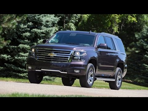 2016 Chevrolet Tahoe Z71 Start Up And Review 5 3 L V8