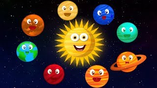 Download lagu planet tata surya untuk anak-anak belajar planet galaksi planet song Kids Educational Rhymes