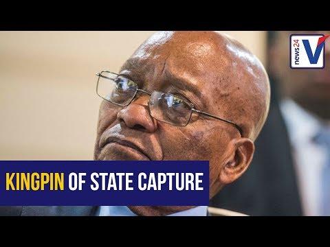 #OperationRecapture: Pityana calls Zuma  'kingpin' of the state capture project