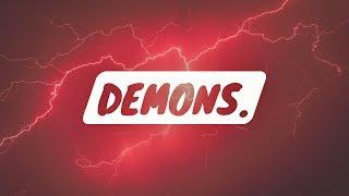 Hard Trap Beat   Trippy Aggressive Hard Trap Beat Instrumental 'DEMONS'   Chuki Beats