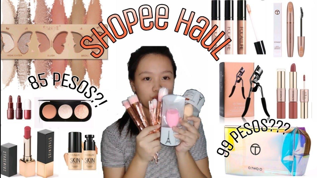 SHOPEE HAUL (MAY FREEBIES!!)