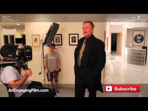 On Set: Armand Assante - In Between Engagements Movie