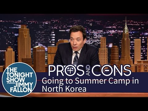 Pros and Cons: Going to Summer Camp in North Korea