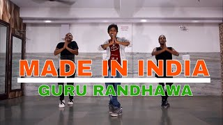 Made in india dance Choreography Sushant & Suraj song by Guru Randhawa