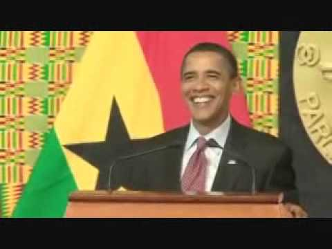 History of Africa's Slave Trade (Obama's Visit to Ghana)