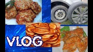 VLOG Покупки У мартеновских печей про нашу погоду и машины новости деревенской жизни