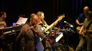 Simone Croes Band Live in Bacchus Aalsmeer