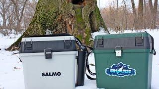 видео Какие нужны аксессуары для зимней рыбалки
