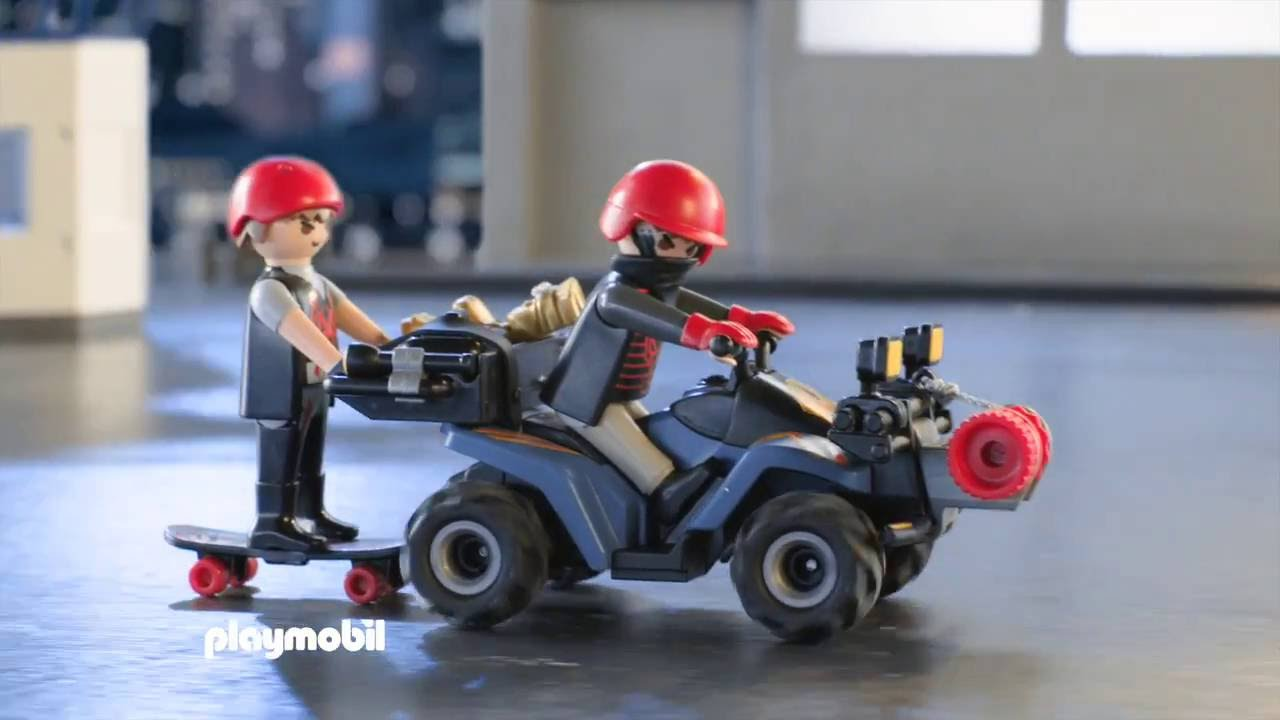 Playmobil Police 9619 Youtube