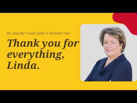 Happy 30th Anniversary Linda!