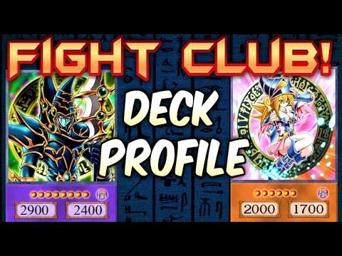 YUGIOH COMPETITIVE! - Dark Magician Deck Profile (Yu-Gi-Oh Fight Club) #1