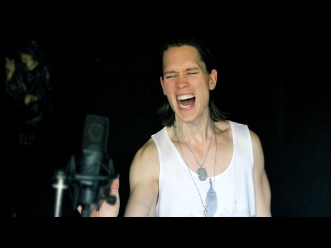 BLACK VEIL BRIDES - IN THE END (Cover)