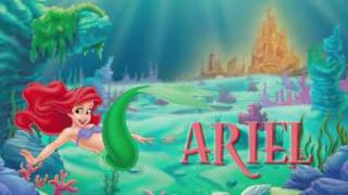 The Little Mermaid - You Went Up to the Surface Again/Sebastian In Charge/Ariels Cavern