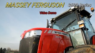 Massey Ferguson 3600 Video Demo